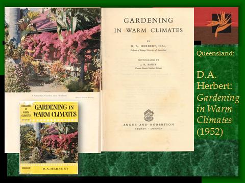 Garden Writer: Herbert