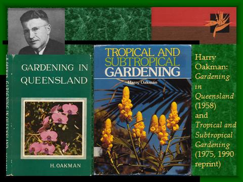 Garden Writer: Oakman