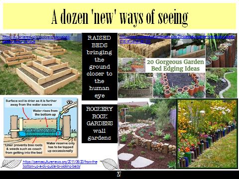 Ex Botanic Gardens planting design Talk: see 3