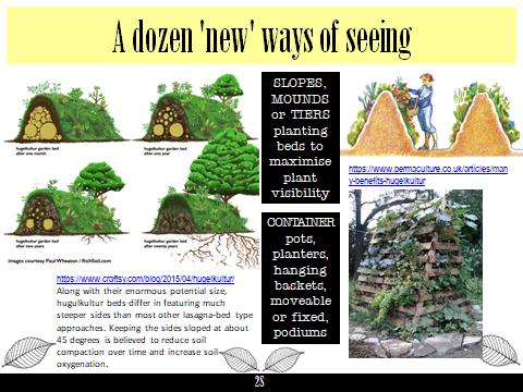 Ex Botanic Gardens planting design Talk: see 4